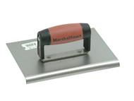 Marshalltown M/T120D - M120D Cement Edger Straight End Durasoft Handle 200 x 150mm (8 x 6in)