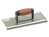 Marshalltown M/T192SSD - M192SS Cement Edger Stainless Steel Durasoft Handle 250 x 100mm (10 x 4in)