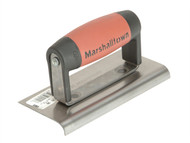 Marshalltown M/T36D - M36D Cement Edger Straight End Durasoft Handle 150 x 75mm (6 x 3in)
