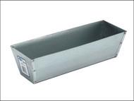 Marshalltown M/T813 - M813 Galvanised Plaster Pan 300mm (12in)