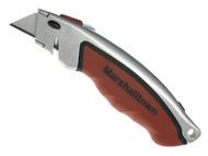 Marshalltown M/T9059 - M9059 Soft-Grip Utility Knife