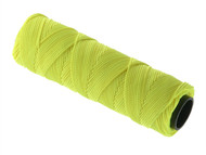 Marshalltown M/TM632 - M632 Masons Line 87m (285ft) - Fluorescent Yellow