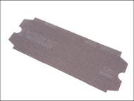 Marshalltown M/TM918 - Sanding Sheets 120g Pack 5