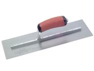 Marshalltown M/TMPB14SSD - MPB14SSD Pre-Worn Plasterers Trowel DuraSoft Handle 350 x 125mm (14 x 5in)