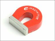 E-Magnets MAG803 - 803 Horseshoe Magnet 27mm