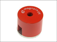 E-Magnets MAG823 - 823 Button Magnet 25.4mm