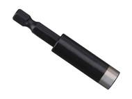 Milwaukee MIL2352406 - Shockwave Magnetic Bit Holder 1/4in Hex 60mm (1)
