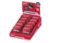 Milwaukee MIL352704 - Shockwave Screwdriver Bit Phillips PH2 25mm x 25 Tictac 1 x CD x 10 Set