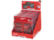 Milwaukee MIL352895 - Shockwave 30 Piece Drilling & Driving Set Counter Display of 6 Sets