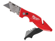 Milwaukee MIL48221902 - Fastback Flip Utility Knife With Spare Blade