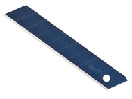 Milwaukee MIL48229118 - 18mm Snap Off Blades Pack of 10