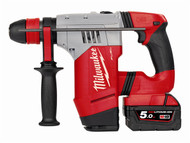 Milwaukee MILM18CHPX5F - M18 CHPX-502 FUEL High Performance SDS+ Hammer 18 Volt 2 x 5.0Ah Li-Ion