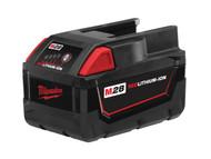 Milwaukee MILM28B5 - M28 B5 REDLITHIUM-ION Slide Battery Pack 28 Volt 5.0Ah Li-Ion