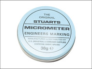 Miscellaneous MISENGBLUE - Tin of Micrometer Marking Blue