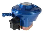 Miscellaneous MISIGT21 - 28mbar 1.5kg/h Butane 21mm Clip Regulator