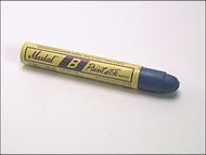 Markal MKLBBLUE - Paintstick Cold Surface Marker Blue