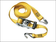 Master Lock MLK3058E - Ratchet Tie-Down J Hooks 4.5m