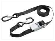 Master Lock MLK3109E - Ratchet Tie-Down S Hooks 5m