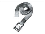 Master Lock MLK3111ECOL - Lashing Strap With Metal Buckle Coloured 2.5m 150kg
