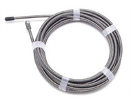 Monument Drain MOD3193 - 25HE1 Flexicore Snake 25ft x 1/4in