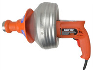 Monument Drain MODSVF240 - SV-F Super-Vee Power Drain Cleaner 240 Volt