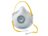 Moldex MOL2505 - Smart Series FFP3 NR D Valved New Generation Mask Pack of 10