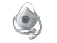 Moldex MOL3405 - Series 3000 Reusable Mask FFP3 - D Ventex Valve Pack of 5