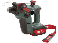 Metabo - BHA 18 LXT SDS-Plus 2 Mode Hammer 18 Volt 2 x 5.2Ah Li-Ion