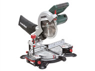 Metabo MPTKS216N - KS 216 216mm Mitre Saw Lasercut 1350 Watt 240 Volt
