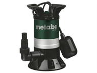 Metabo MPTPS7500S - PS 7500 S Dirty Water Pump 450 Watt 240 Volt