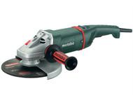 Metabo - W22-230 230mm Low Vibration Angle Grinder 2200 Watt 240 Volt