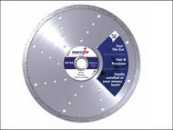 Marcrist MRCC750180 - CK750 Diamond Blade Smooth Tile Cut 180mm x 25.4mm Machine