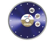 Marcrist MRCC850125 - CK850 Extreme Speed Diamond Blade Fast Tile 125 x 22.2mm