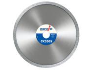 Marcrist MRCCK350115 - CK350 Smooth Rim Diamond Blade Tile Cut 115mm x 22.2mm