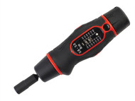Norbar NOR13509 - Torque Screwdriver 1.2-6.0Nm 1/4in Hex