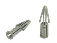 Plasplugs PLACF427 - CF 427 Standard Plasterboard Fixings Pack of 50