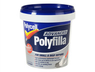 Polycell PLCAPF600 - Polyfilla Advance All In One Tub 600ml