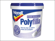 Polycell PLCFSF500GS - Fine Surface Filler Tub 500g