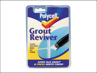 Polycell PLCGR250 - Grout Reviver 250ml