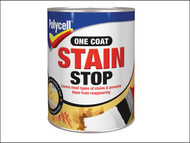 Polycell PLCSS1LS - Stain Stop Paint 1 Litre
