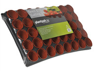 Plantpak PPK70200046 - Seed And Cutting Tray 40 Pot (Pack of 16)