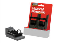 Pest-Stop Systems PRCPSAMT - Advanced Mouse Trap Pack of 2