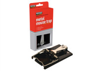 Pest-Stop Systems PRCPSESMT - Easy Setting Metal Mouse Trap (Boxed)