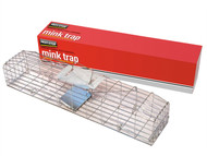 Pest-Stop Systems PRCPSMCAGE - Mink Cage Trap 30in