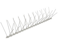 Pest-Stop Systems PRCPSPBS10 - Prof Bird Spikes 10 x 500mm Metal Strips