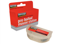 Pest-Stop Systems PRCPSPMBS - Pre-Baited Sealed Mouse Bait Station