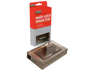 Pest-Stop Systems PRCPSPMMT - Multicatch Humane Mouse Trap Metal