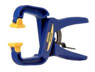 IRWIN Quick-Grip Q/G59400 - Handy Clamps 100mm (4in)