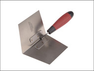 Ragni RAG5401S - 5401T Internal Dry Lining Angled Trowel Stainless Steel