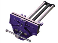 IRWIN Record REC5212ED - 52.1/2ED Woodworking Vice 230mm (9in) with Quick Release & Dog